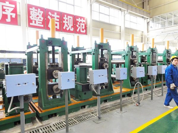 Carbon steel Pipe Mill/Tube Mill